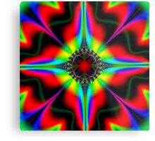 Colorful Topper  Metal Print