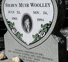 Woolley, Fair Oaks Cemetery, Fair Oaks CA (the details) by Lenny La Rue, IPA
