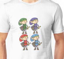 4 Links Unisex T-Shirt