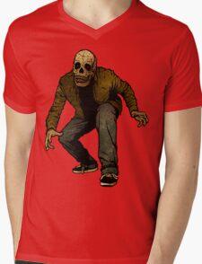 Skullboy Returns To F--- Your S--- Up! Mens V-Neck T-Shirt