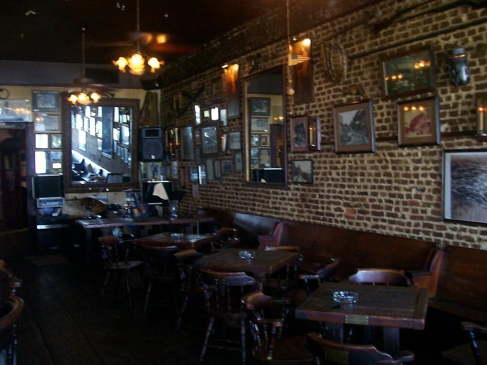 Inside Under the Hill Saloon 2 - right side by Dan McKenzie