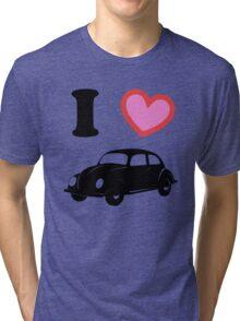 I <3 Beetle Tri-blend T-Shirt