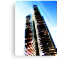 lake point tower, chicago Canvas Print