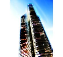 lake point tower, chicago Photographic Print