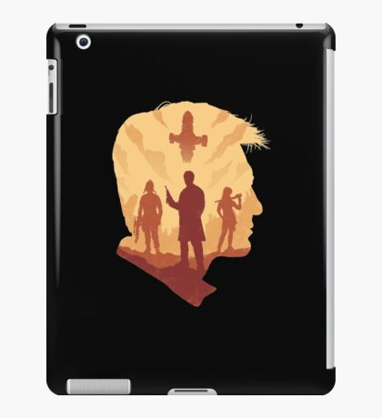 Smuggler Squad iPad Case/Skin