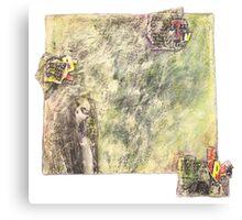 Dirty Slumber - Part 2 Canvas Print