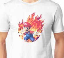 Smash Hype - Mario Unisex T-Shirt