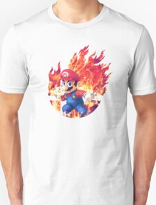 Smash Hype - Mario T-Shirt
