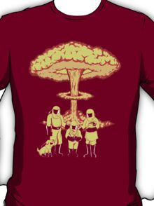 Nuclear Family T-Shirt