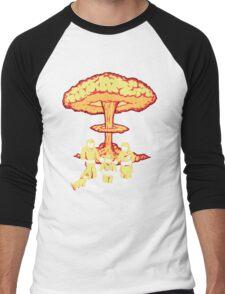 Nuclear Family Men's Baseball ¾ T-Shirt