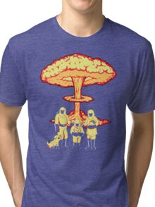Nuclear Family Tri-blend T-Shirt