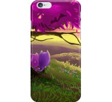 Jelly and Jam Enjoy the Sunset iPhone Case/Skin