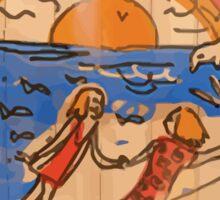 Pricefield Mural Sticker