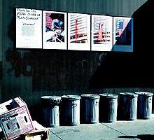 Chinatown NYC Remembers 9 11 by Rundis