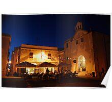 Classic Restaurant -Alghero Poster