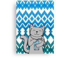 iKat iCat Canvas Print
