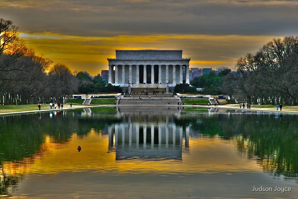 Lincoln Memorial, Washington D.C. by Judson Joyce
