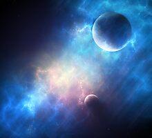 Messier 83 by Catherine Liversidge