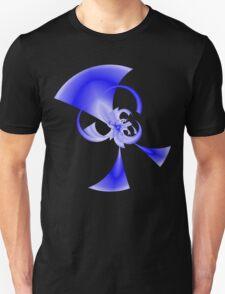 Running Blue Horns T-Shirt