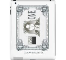 Jason Shaeffer iPad Case/Skin