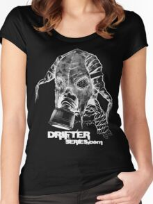 REGULATOR MASK SHIRT Women's Fitted Scoop T-Shirt