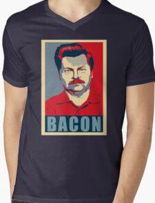 Ron hope swanson  Mens V-Neck T-Shirt