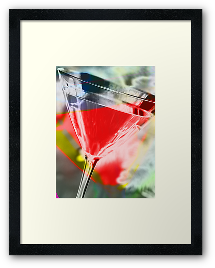 martini red by brian gregory