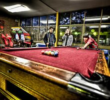 Pool - HDR by clydeessex