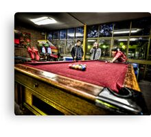 Pool - HDR Canvas Print