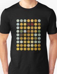 Colours of Sunflowers by Vincent van Gogh T-Shirt