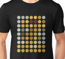 Colours of Sunflowers by Vincent van Gogh Unisex T-Shirt
