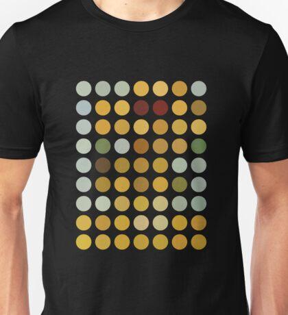 Colours of Sunflowers by Vincent van Gogh Unisex T-Shirt