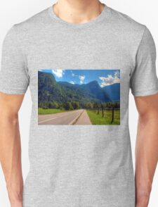 Obertraun walks 2 T-Shirt