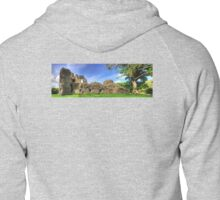 Pendragon Castle Remains Zipped Hoodie