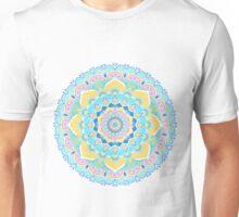 Pastel Mandala Unisex T-Shirt