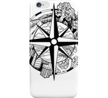 Compass EP iPhone Case/Skin