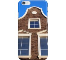View from the bottom to the modern building iPhone Case/Skin