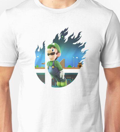 Smash Hype - Luigi Unisex T-Shirt