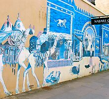Maroccan Bazzar by Ali Brown