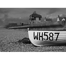 Chesil Beach Photographic Print
