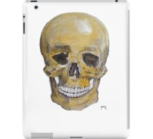 Skull Watercolor iPad Case/Skin