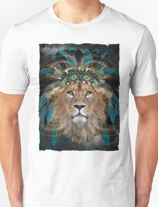 Fight For What You Love (Chief of Dreams: Lion)  Unisex T-Shirt