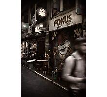 Melbourne's Laneways & Alleys 17 Photographic Print