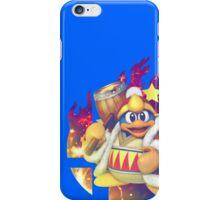 Smash Hype - King Dedede iPhone Case/Skin