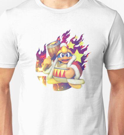 Smash Hype - King Dedede Unisex T-Shirt