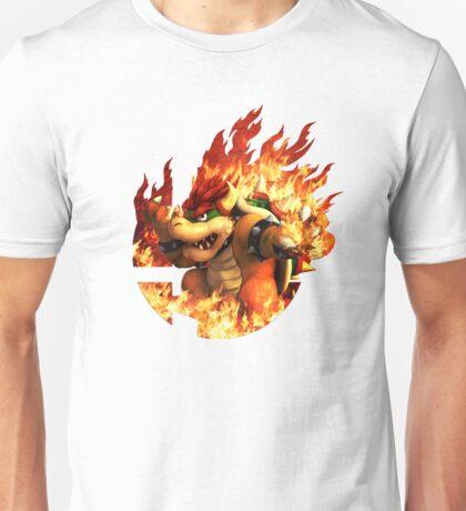 Smash Hype - Bowser Unisex T-Shirt