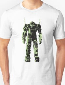 Fallout 4 Power Armor Chained T-Shirt