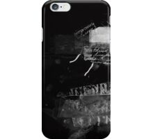 Dark Scary iPhone Case/Skin