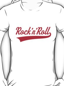 Rock 'n' Roll (Red) T-Shirt