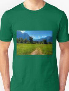Obertraun walks 3 T-Shirt